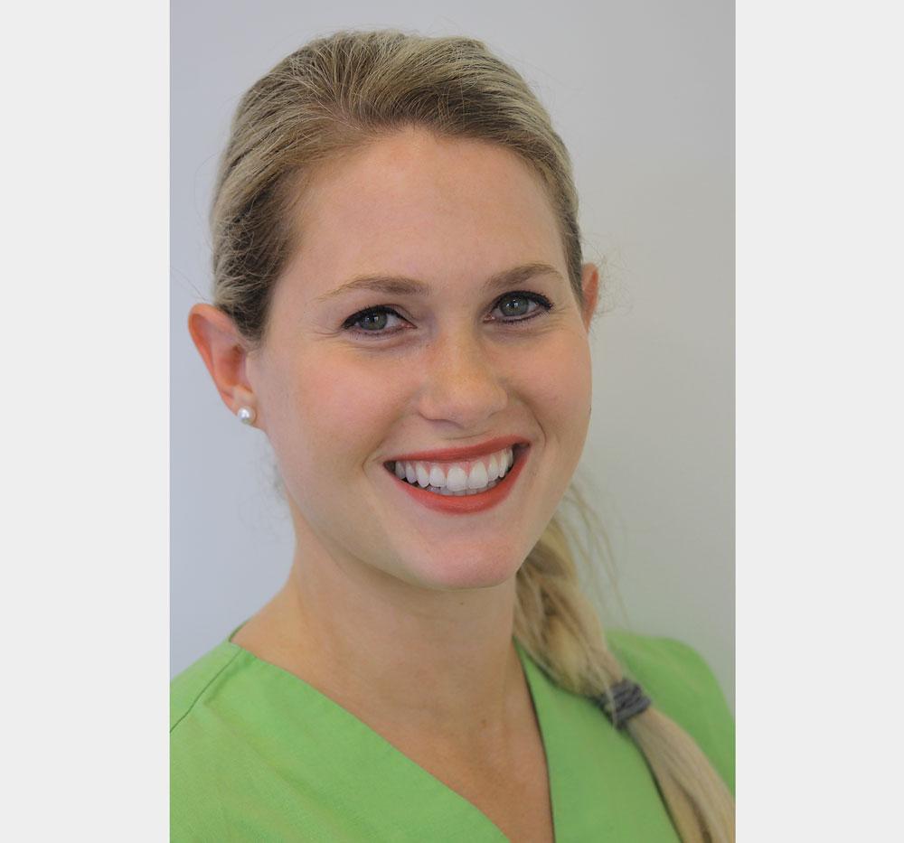 Anne Bernauer Dentalhygienikerin