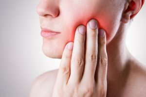 Trigenimusneuralgie Gesichtsschmerz Unterkiefer Oberkiefer blitzartiger Schmerz